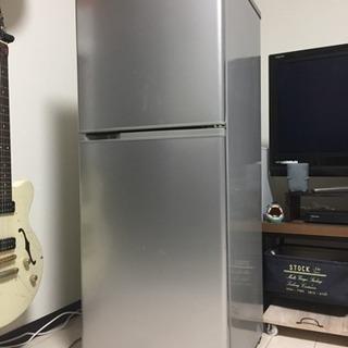 冷蔵庫もらってください!