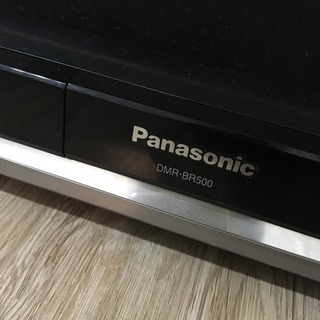 Panasonic Blu-ray HDDレコーダーDIGA