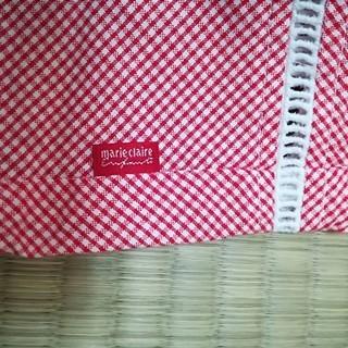 Marie claire 95サイズ 赤 スカート