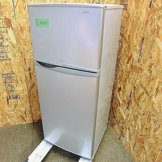 (E3404)【K3】☆シャープ☆【ノンフロン冷凍冷蔵庫】☆SJ-...