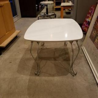 折り畳み白い机、センターテーブル