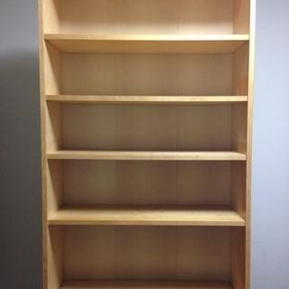 書籍用大きめな本棚
