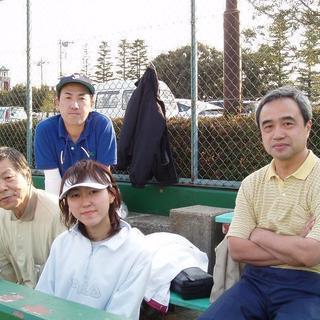 毎週水曜日開催の硬式テニスのメンバーを募集してます。