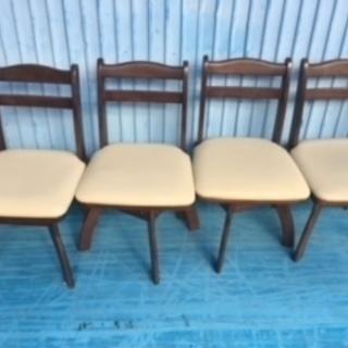 ニトリ 食卓セット テーブルとイス4脚のセット