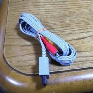 Wiiの線です。