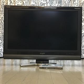 シャープAQUOS 32型液晶テレビ LC-32DE5