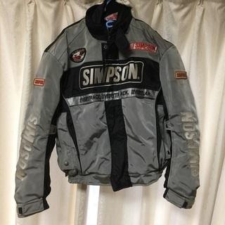 SIMPSON ライダージャケット