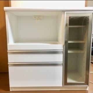 キッチン棚、食器棚、レンジ台