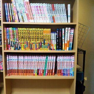 本棚・カラーボックス