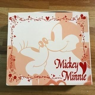 Disney ミッキー&ミニー ティーセット