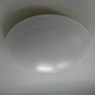 シーリングライト 電球色 リモコン付き インバーター式 スリム蛍光灯
