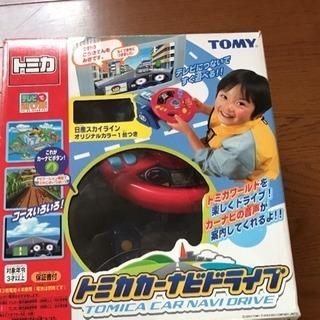 テレビにつなぐだけ!トミカ カーナビドライブ