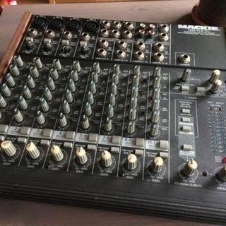 【訳あり】MACKIE 1202-VLZ PRO 4マイク/ライン...