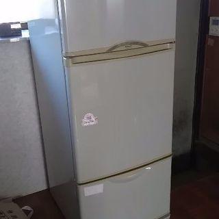 ナショナルの中型冷蔵庫さしあげます