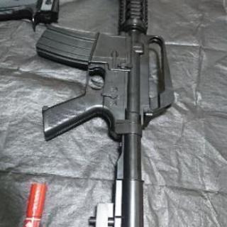 エアガン/ライフル&ハンドガン セット