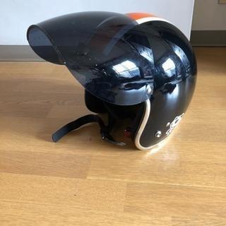 ヘルメット!ノーブランドです。