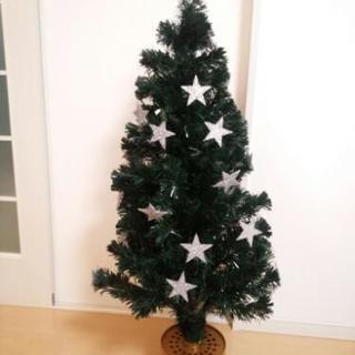 120cmファイバークリスマスツリー