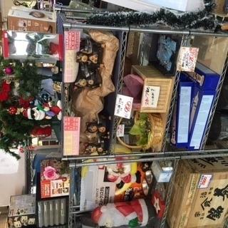 クリスマス商材の入荷です。