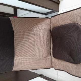 美品。 座椅子