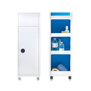 IKEA KLAMPEN 中古 バスルーム収納ワゴン ※棚ダボ無し