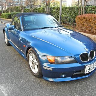 ☆美品 BMW Z-3 2003年...
