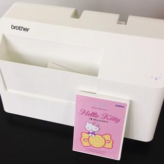 極上品☆Brother 家庭用ミシン EMU17 オプション多数!