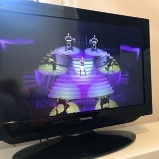 東芝 レグザ(REGZA) 26インチテレビ