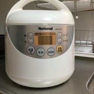 National 炊飯器