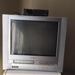 東芝 ブラウン管テレビ