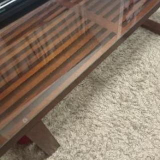 コーヒーテーブル 幅115×高さ3...