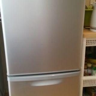 単身向け 冷蔵庫 パナソニックNR-B143W 2011年式