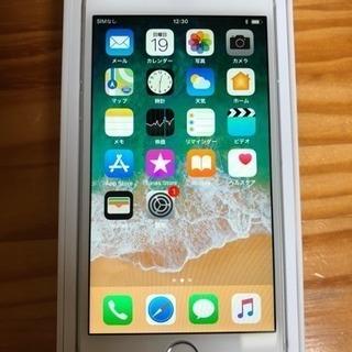 au iPhone 6 64GB (2017/8バッテリ交換済)