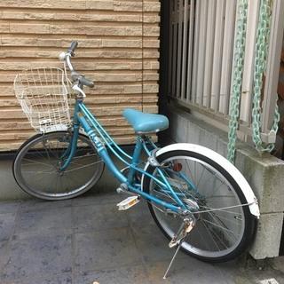 自転車 20インチ 女の子用 (商談中です)