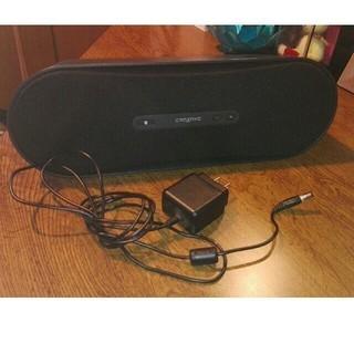 美品 CREATIVE D100 ワイヤーレス Bluetooth...