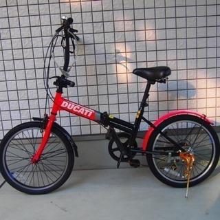 DUCATIパンクしない自転車