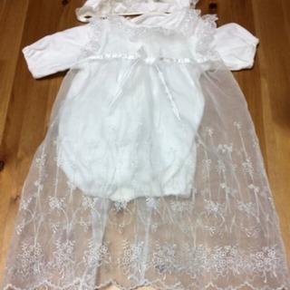 【中古】新生児ベビーセレモニードレス