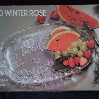 プラター(platter)果物皿②