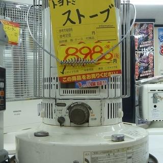 【ハンズクラフト博多店】トヨトミ KSA-105G 石油ストーブ ...