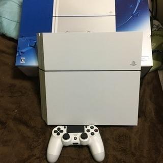 PS4本体  CUH-1200A White値下げしました