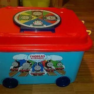 トーマスおもちゃボックス秘密のふた