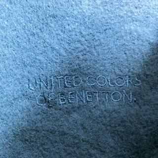 UNITED COLORS OF BENETTON ベネトンマフラー