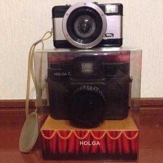 トイカメラ2個セット!ホルガ フィシュアイ
