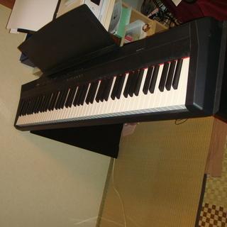 電子ピアノ ヤマハP-105 美品