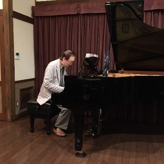 お父さん達のピアノ