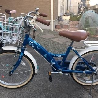 【取引き中につき保留中】18インチ 自転車