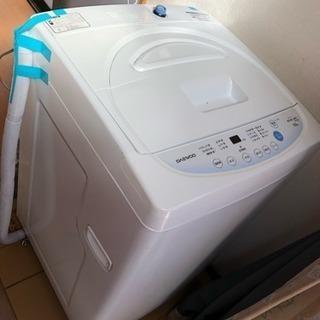 4.6キロ洗濯機
