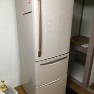 三菱 大型冷蔵庫 380L