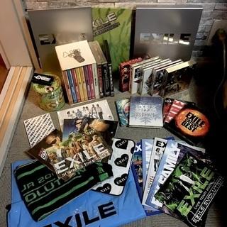 EXILE・山ほどファングッズまとめて・ CD,DVDその他