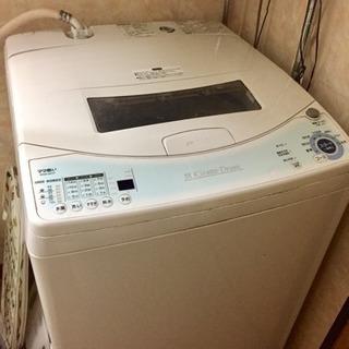 2003年製 洗濯機
