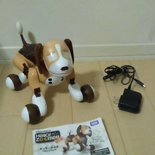 【中古・美品】Omnibot Hello! Zoomer ビーグル犬